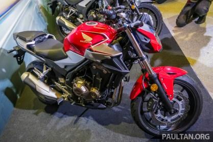 2019 Honda CB500F launch-2