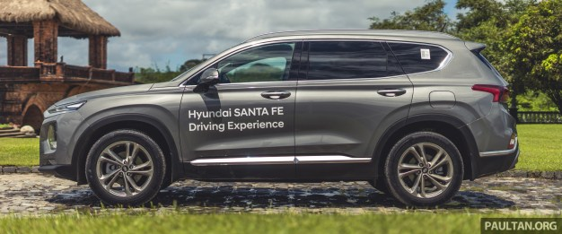 2019 Hyundai Santa Fe TM Malaysian review – worthy SUV, but