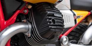 2019 Moto Guzzi V85TT Thailand Media Ride - 4