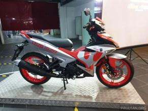 2019 Yamaha Y15ZR Ultraman Limited Edition - -17