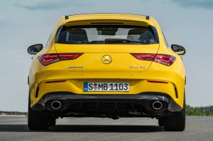 Mercedes-AMG CLA 35 4MATIC Shooting Brake (2019)Mercedes-AMG CLA 35 4MATIC Shooting Brake (2019)