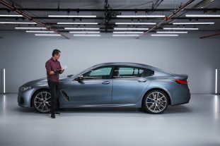 BMW 8 Series Gran Coupe Leaked Photos_1