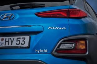 Hyundai Kona Hybrid 13
