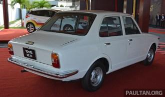 Toyota 50 Years Malaysia 11