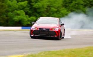 Toyota Avalon TRD Drift_2