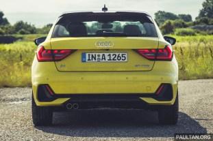2019 Audi A1 11