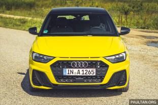 2019 Audi A1 9