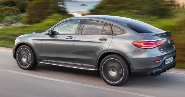C253 Mercedes-AMG GLC 43 4Matic Coupe 24