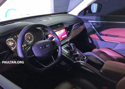 Geely Boyue Pro Preview 11