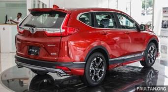 Honda CR-V Mugen Limited Edition 1.5L Malaysia 2019_Ext-3