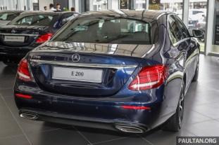 Mercedes-Benz W213 E200 SportStyle Avantgarde Malaysia 2019_Ext-3