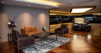 Quill Automobiles launches upgraded BMW PJ showroom 2