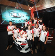 Toyota Gazoo Racing Festival launch official 21