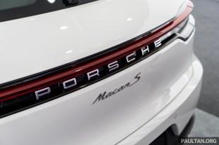 2019 Porsche Macan S Launch in Malaysia