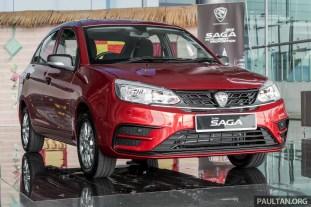 2019 Proton Saga 1.3 Standard AT 1