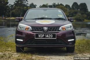2019 Proton Saga facelift review 10