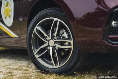2019 Proton Saga facelift review 18