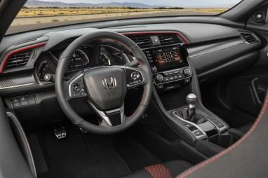 2020 Honda Civic Si Sedan 11