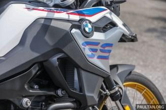 BMW F850 GS 2019-25