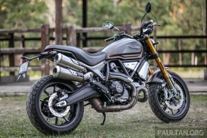 Ducati Scrambler 1100 Sport BM-5
