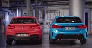 F40 and F20 BMW 1 Series comparison 10