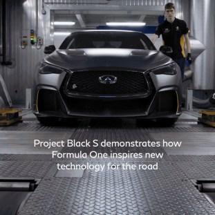 Infiniti Q60 Project Black S prototype testing 1