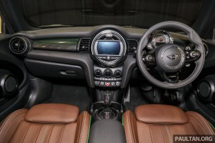 MINI Malaysia Cooper S 60 Years Edition 2019_Int-1
