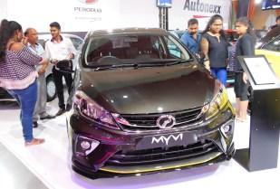 Perodua Myvi Mauritius 2