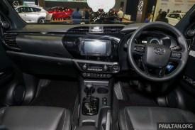 Toyota Malaysia Hilux 2.8 Black Edition 2019_Int-1