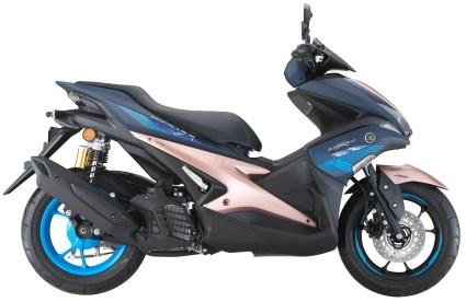 Yamaha NVX 155 Doxou studio-5 BM