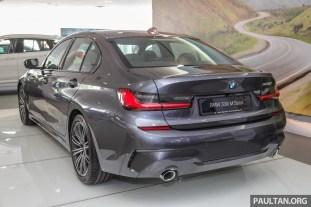 2019 BMW Malaysia 330i M Sport CKD_Ext-2