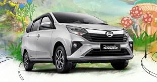 2019 Daihatsu Sigra facelift Indonesia 1