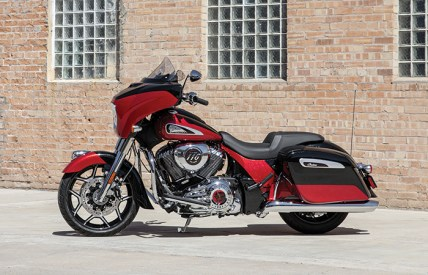 2020 Indian Motorcycle Lineup Thunder Stroke 116 - 15