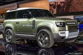 Land Rover Defender 90 live 2