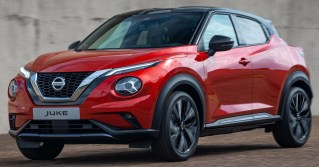 New Nissan Juke 2019 Feat BM-1