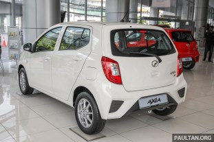Perodua Axia FL GXtra AT 2019_Ext-2