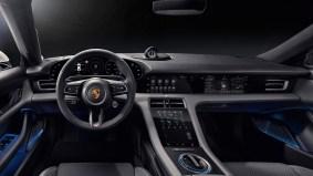 Porsche Taycan Turbo S interior-4 BM