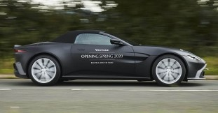 2020 Aston Martin Vantage Roadster 1