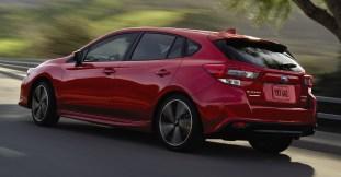 2020 Subaru Impreza facelift