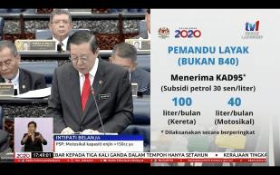 Budget 2020 Kad95