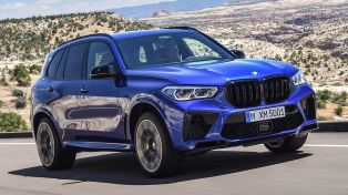 F95 BMW X5 M Competition 17