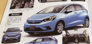 Fourth-gen Honda Jazz leak (4)