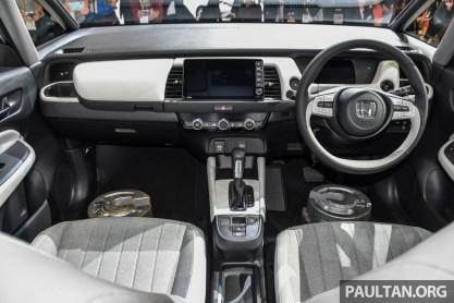 Honda Jazz Fit Tokyo Motor Show 2020 int-1