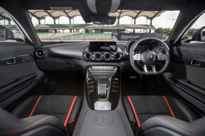 Mercedes AMG GT C-12