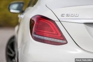 Mercedes_Benz_W205_C300_AMG_Line_Malaysia_Ext-30