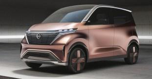 Nissan IMk concept 14