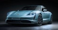 Porsche Taycan 4S-1