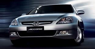 Seventh-gen Honda Accord