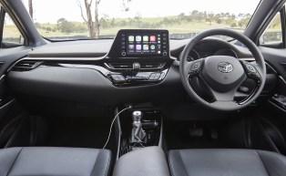 Toyota C-HR facelift Australia (9)