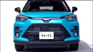 Toyota Raize leak (2)